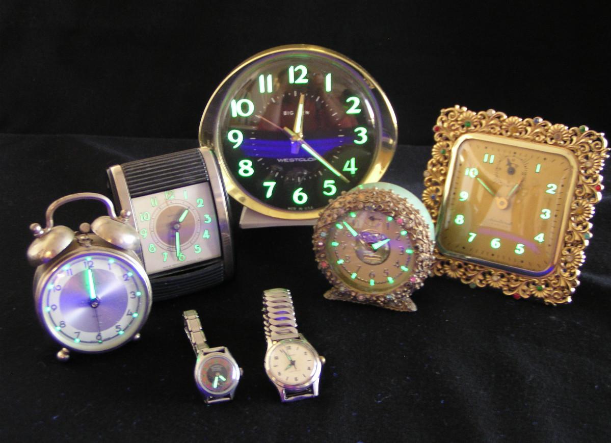 Τα ρολόγια που σκότωναν με τη λάμψη τους