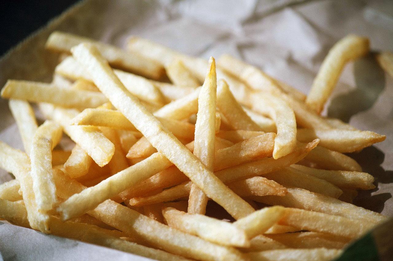 Να γιατί δε σας αρέσουν οι τηγανιτές πατάτες όταν κρυώνουν