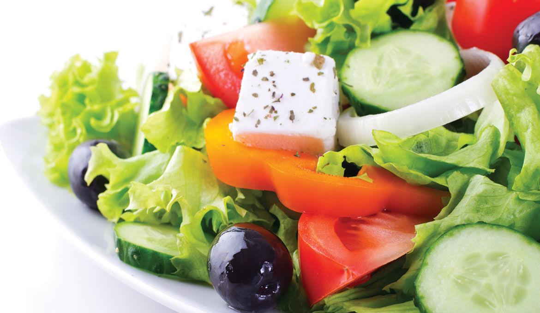 Η μεσογειακή διατροφή μειώνει την αρτηριακή πίεση