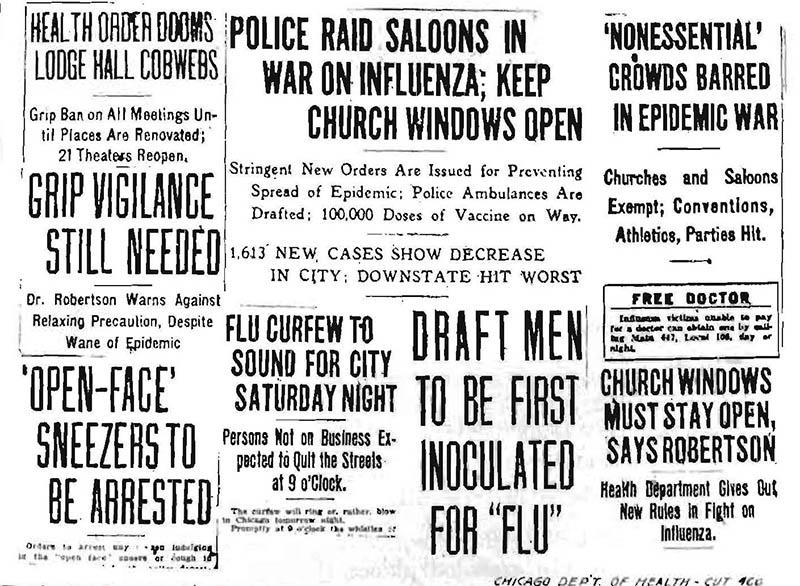 Οι αιτίες θανάτου στα 1900 και σήμερα