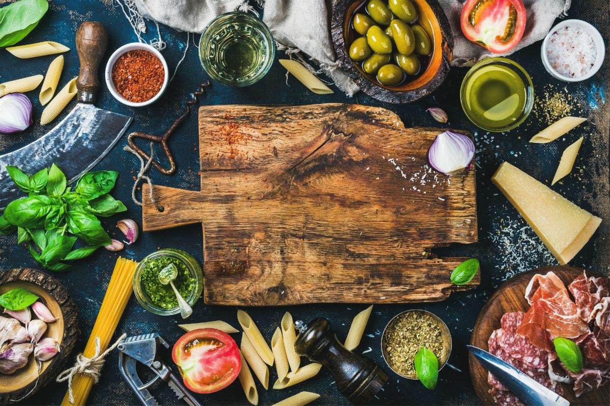 Τι αποκαλύπτει το δίκτυο των γεύσεων για τις διεθνείς κουζίνες;