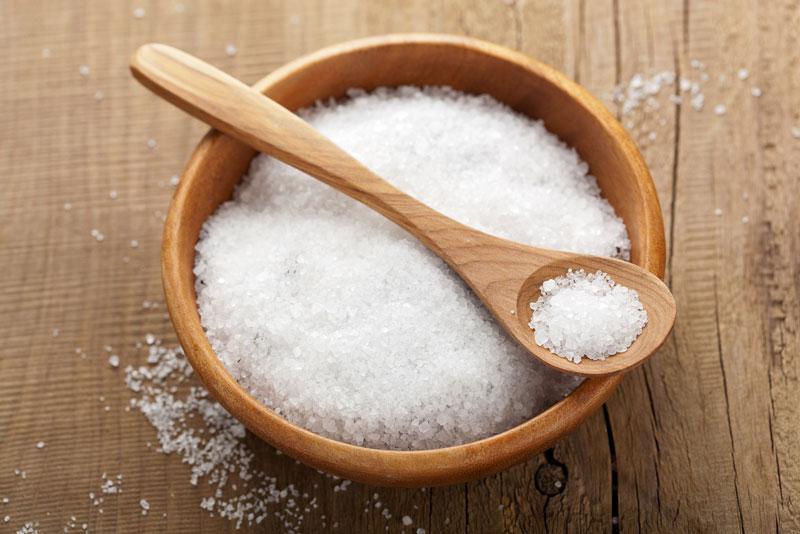 Πώς το αλάτι συντηρεί τα τρόφιμα