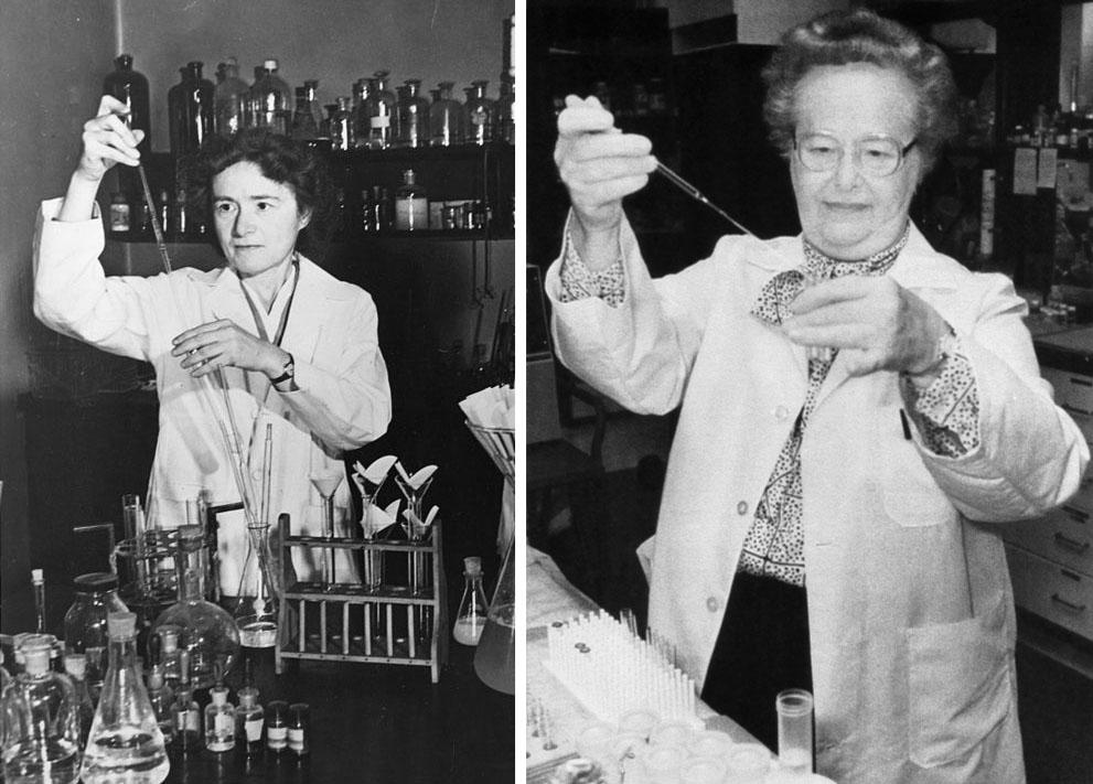 Η προσφορά των γυναικών στην επιστήμη, παράδειγμα για όλους.