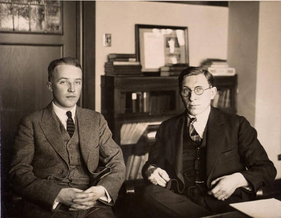 Charles Best Frederick Banting